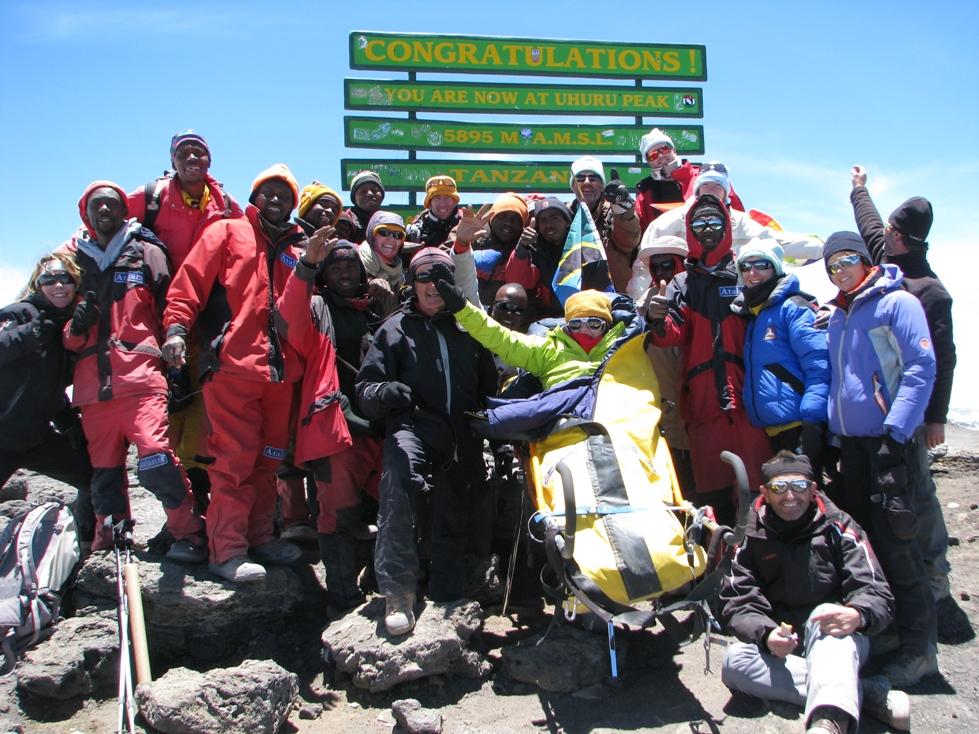 sommet kilimanjaro VPro coaching
