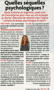 article Télé Star